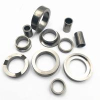 Buy cheap High Hardness Tungsten Carbide Bushing / Sleeve For Oil Industry from Wholesalers