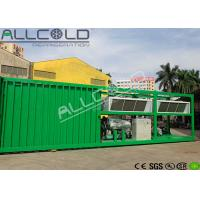 Buy cheap Iceburg Letuce Pre Cooling Machine 2 - 16 Pallets / Cycle SGS CE Certification from Wholesalers