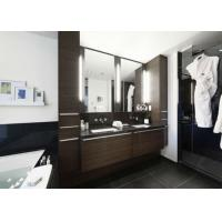 Buy cheap Five Star Hotel Illuminated Frameless Double Sided Mirror TV For Advertising from Wholesalers