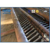 Buy cheap Energy Saving Boiler Headers And Manifolds , Coal Fired Heat Exchanger ASME Standard from Wholesalers