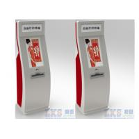 China CE Approved Stainless Steel Photo Printing Kiosk Touch Screen All In One PC Kiosk on sale