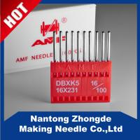 Buy cheap Sewing Machine Needles DBXK5 with 16/100 Needle Size from Wholesalers