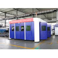 China High Accuracy 3D Laser Cutting Machine For Automobile Industry 0.05mm/M factory