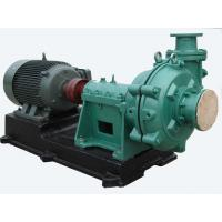 Buy cheap Mining centrifugal slurry pump sludge pump with low noise from Wholesalers