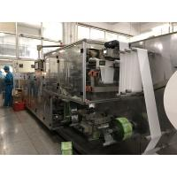 Gachn Wet Wipes Production Line High efficiency Full Servo Driving
