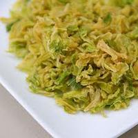 China New Technique Air Dried Cabbage Slice for Cooking Recipe,dehydrated vegetable on sale