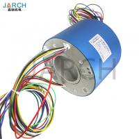 Buy cheap JARCH Through Bore Slip Ring 250-500rpm TTL control level signals from Wholesalers