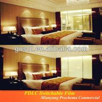 Buy cheap Smart Switchable PDLC Film Glass from Wholesalers