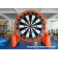 Buy cheap New Sport Games Airtight Giant Large Big Inflatable Foot Darts from wholesalers