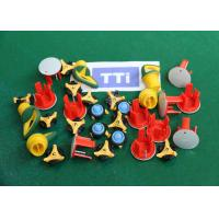 Buy cheap Precision Double Color Injection Moulding Parts Producion With PP TPE Material from Wholesalers