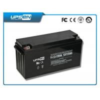 Buy cheap Gel Cell Battery Sealed Rechargeable Lead Acid Battery High Discharge Rate from Wholesalers