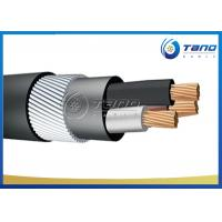 Buy cheap SWA Armoured XLPE Power Cable 3 x 2.5mm2 Compacted Copper Wire Conductor from Wholesalers