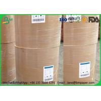 Buy cheap 55 - 120gsm Woodfree Uncoated Paper , Double Sided Uncoated Offset Paper from Wholesalers
