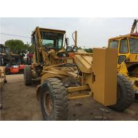 Buy cheap Used Caterpillar Motor Grader 140k from Wholesalers