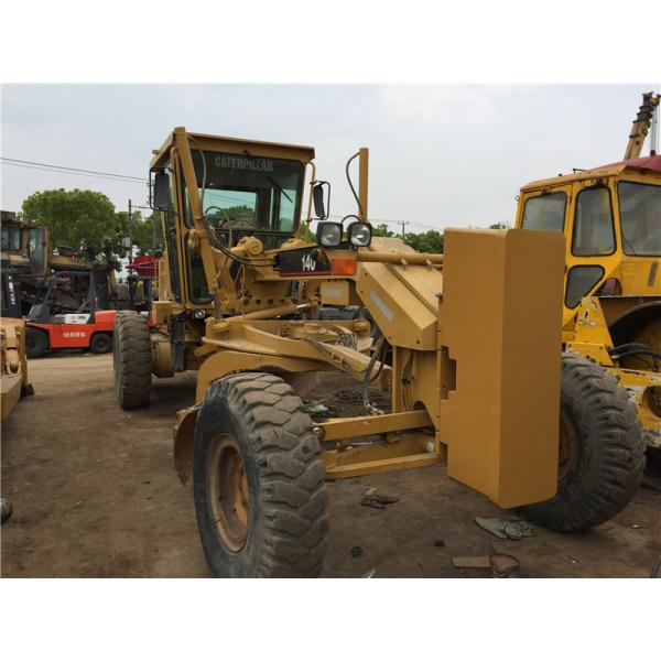 China Used Caterpillar Motor Grader 140k
