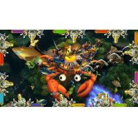 Buy cheap Crab King Shooting Fish Arcade Game Software Stand Up Fish Hunter Game Machine from Wholesalers