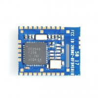 Buy cheap Low Cost Wireless Bluetooth Module With Internal Antenna In TiCC2540 FCC Certificated from Wholesalers