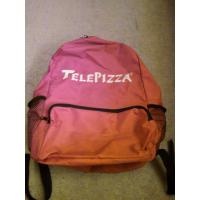 China SCHOOL BAG pizza coca cola rare promotional vintage on sale