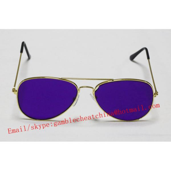 new model perspective glasses for poker cheating device/casino c