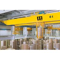 Buy cheap Double Girder Overhead Crane for Paper Making from Wholesalers