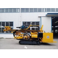 China Electric Coal Mine 110 kw Crawler Drill Machine factory