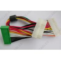 China Molex 5557 Connector Electrical Wire Harness , Washing Machine Ferrite Core Wiring Harness on sale