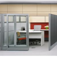 Hot sale A2-01 clear glass partition wall