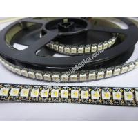 Buy cheap black pcb dc5v individual control dmx rgbw led strip from Wholesalers