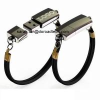 Buy cheap Metal Bracelet USB Flash Disk from Wholesalers