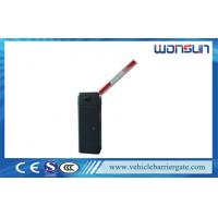 Buy cheap Waterproof Rfid Automatic Car Park Barriers With Manual Release Boom Barrier from Wholesalers