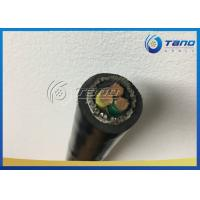 Buy cheap PVC Sheath Copper Power Cable 3 x 185 sqmm 3 x 95 sqmm Corrosion Resistance from Wholesalers