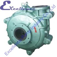 Quality Industrial Rubber Lined Slurry Pump For Tailings Disposal for sale