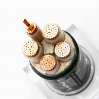 Buy cheap Copper Conductor XLPE Insulated Power Cable Un - Armoured PVC Sheathed from Wholesalers