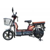 Buy cheap Four Shock Absorbers Electric Motorized Bicycles Black Womens Electric Bike from Wholesalers