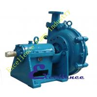 Quality Single-suction sludge pump  centrifugal slurry pump with low noise and long service for sale