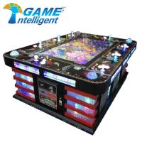 Buy cheap Storm Dragon Fish Arcade Game Software Fish Table Game Machine 6 8 10 Player from Wholesalers