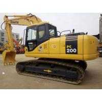 Original japan Used KOMATSU PC200 PC200-7 Excavator for sale