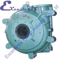 Buy cheap Large Capacity Heavy Duty Rubber Lined Horizontal Slurry Pump from Wholesalers
