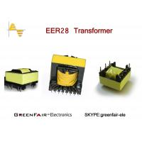 Buy cheap Biflar Winding High Frequency Current Transformer Industrial EER28 With Teflon Tube from Wholesalers