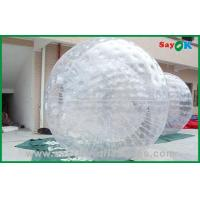 Buy cheap Kids Zorb Ball Inflatable Sports Games / Human Hamster Ball from Wholesalers