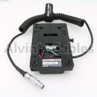 China V - Mount Battery Plate For Red Scarlet Epic Camera With 6 Pin Coiled Power Cable on sale