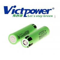 Buy cheap 18650  battery for building EV and LED packs NCR18650BE  3200 mAh 3.6V from wholesalers