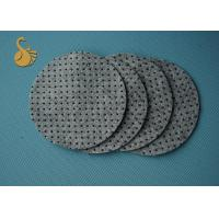 Buy cheap Anti - Slip Non Woven Felt Fabric , Polyester Felt PVC Dot Coated Acupuncture from Wholesalers