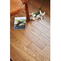 China Environmental Engineered Wood Flooring high-quality timber (oak, birch, elm)    on sale