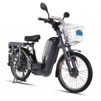 Buy cheap 60V Battery Power Adult Electric Bike ,  Electric Powered Bicycle With Open Rear Rack from Wholesalers