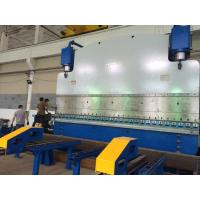 Buy cheap Electric Hydraulic CNC Sheet Metal Bending Equipment 160T / 3200mm from Wholesalers