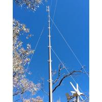 Buy cheap Antenna Mast-18m pneumatic telescopic masts for antenna elevation 30kg payloads from Wholesalers