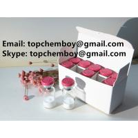 Buy cheap 1mg / Vial Chemical Raw Materials DSIP Delta Sleep Inducing Peptide High Stablity from Wholesalers