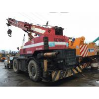 Original japan Used Kobelco 25 Ton Rough Terrain crane for sale