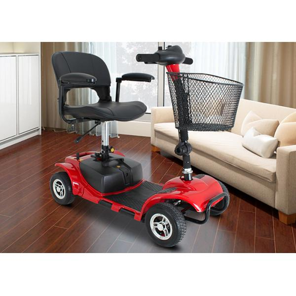 Small Mobility Scooter Lightweight Collapsible Mobility